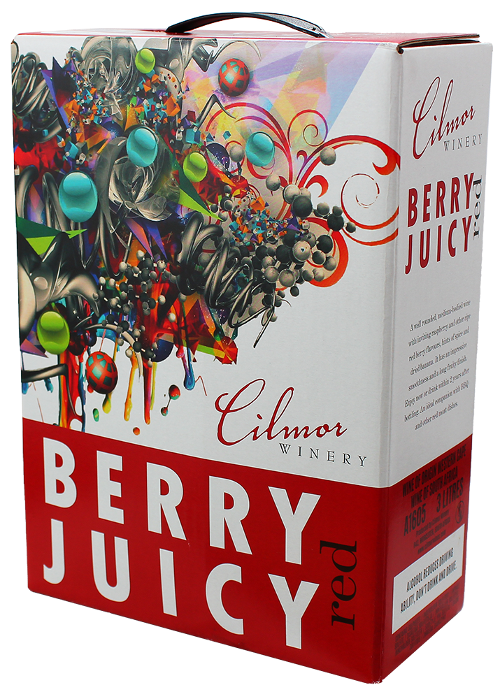 Popular Range Berry Juicy Red Box