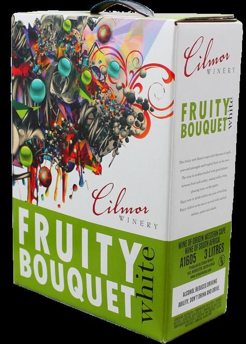 Popular Range Fruity Bouquet White